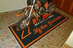 Motor Cycle Mats
